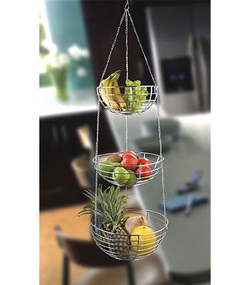 3 Tier Hanging Basket